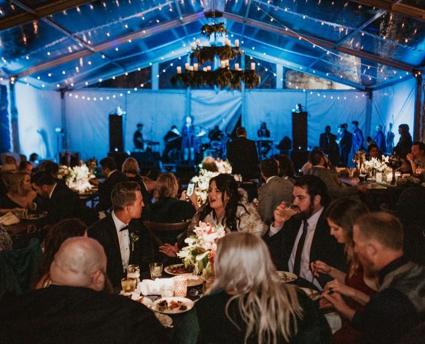 GELINEAU WEDDING